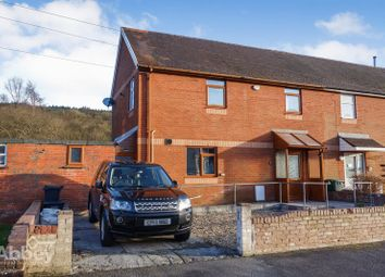 Thumbnail 3 bed semi-detached house for sale in Ynys Fawr Avenue, Resolven, Neath