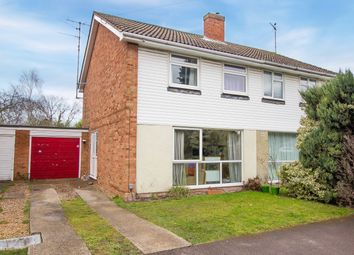 Thumbnail 3 bed semi-detached house for sale in Malvern Road, Cherry Hinton, Cambridge