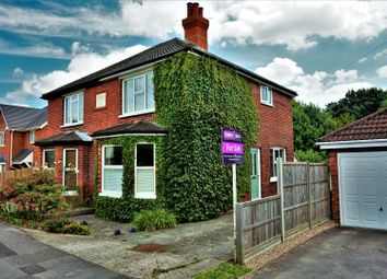 Thumbnail 3 bed semi-detached house for sale in Fleet End Road, Southampton
