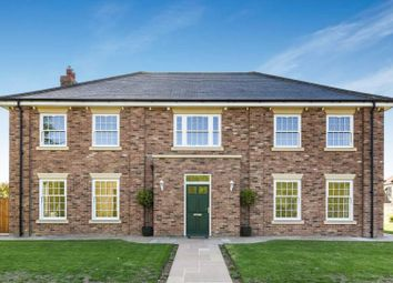 Thumbnail 4 bed detached house for sale in Oxborough Road, Boughton King's Lynn