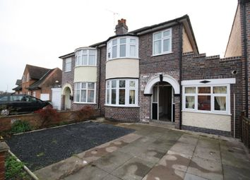Thumbnail 3 bed semi-detached house to rent in Braunstone Lane, Leicester