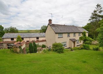 Thumbnail 8 bed detached house for sale in Woods Farm, Ashmill, South Molton, Devon