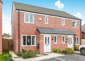 Thumbnail 3 bed semi-detached house for sale in Foxhunter Close, Lostock, Bolton, Greater Manchester