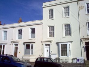 Thumbnail 2 bedroom flat to rent in Clarendon Street, Leamington Spa