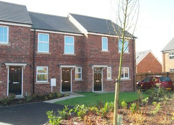 Thumbnail 2 bed terraced house to rent in Acacia Court, Belper