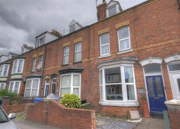 Thumbnail 4 bed terraced house for sale in Cambridge Street, Bridlington