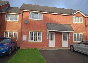 Thumbnail 2 bed terraced house for sale in Clos Dewi, Llanbadarn Fawr, Aberystwyth
