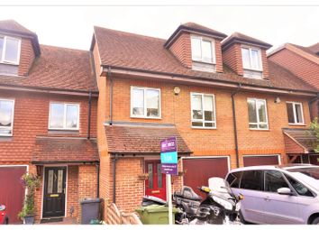 Thumbnail 5 bed town house to rent in Stoughton Road, Guildford