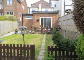Thumbnail 3 bed end terrace house for sale in Victoria Avenue, Hastings, East Sussex
