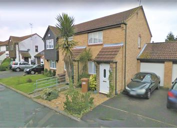 Thumbnail 2 bedroom semi-detached house to rent in Vincenzo Close, North Mymms, Hatfield