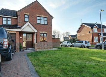 Thumbnail 4 bed detached house for sale in Cranberry Way, Hull