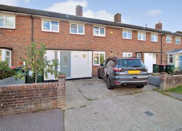 Thumbnail 3 bed terraced house for sale in Banks Road, Crawley