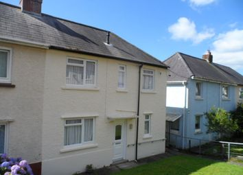 Thumbnail 2 bed semi-detached house for sale in Tan Yr Allt, Abercrave, Swansea