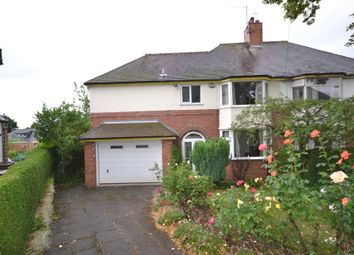 Thumbnail 4 bed semi-detached house for sale in Lincoln Grove, Clayton, Newcastle-Under-Lyme