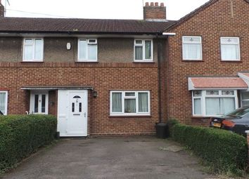 Thumbnail 2 bed terraced house for sale in Sandhurst Road, Edmonton
