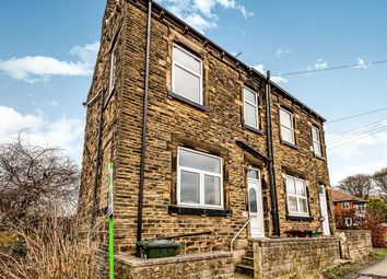 Thumbnail 1 bed semi-detached house to rent in Dewsbury Road, Tingley, Wakefield