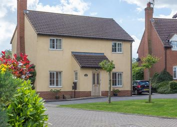 Thumbnail 4 bedroom detached house for sale in Byfield Way, Bury St. Edmunds