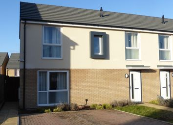 Thumbnail 3 bed semi-detached house for sale in Woodward Avenue, Hereford