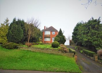 Thumbnail 3 bed detached house for sale in Bradgate Road, Anstey, Leicester
