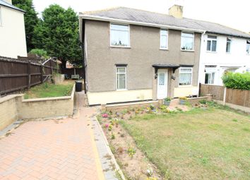Thumbnail 2 bed semi-detached house for sale in Freemans Road, Carlton, Nottingham