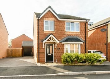 Thumbnail 4 bed detached house for sale in Wards Bridge Drive, Wednesfield, Wolverhampton, West Midlands