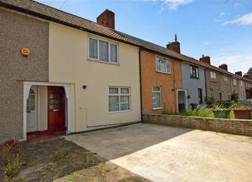 Thumbnail 2 bedroom terraced house for sale in Oglethorpe Road, Dagenham, Essex