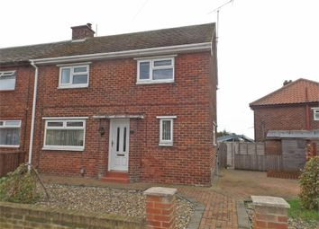 Thumbnail 3 bedroom end terrace house for sale in Brancepeth Avenue, Middlesbrough, North Yorkshire