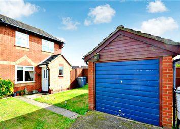 Thumbnail 3 bedroom end terrace house for sale in Otley Court, Felixstowe, Suffolk