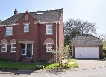 Thumbnail 5 bed detached house for sale in Silcoates Court, Alverthorpe, Wakefield