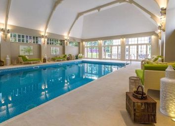 Thumbnail 2 bed flat for sale in Coopers Hill Lane, Englefield Green, Egham, Surrey