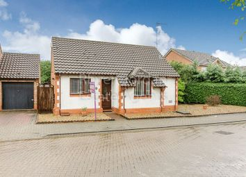 Thumbnail 2 bed bungalow for sale in Lynmouth Crescent, Furzton, Milton Keynes