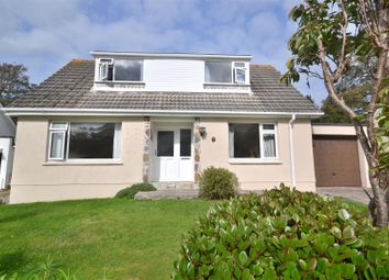 Thumbnail 4 bed detached house for sale in Cades Parc, Helston