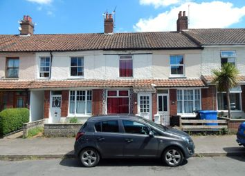Thumbnail 3 bedroom terraced house for sale in 19 Belsize Road, Norwich, Norfolk