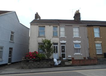 Thumbnail 3 bed end terrace house to rent in Westcott Place, Swindon
