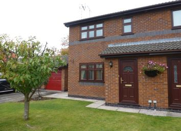 Thumbnail 2 bed property to rent in Lower Mill Drive, New Broughton, Wrexham