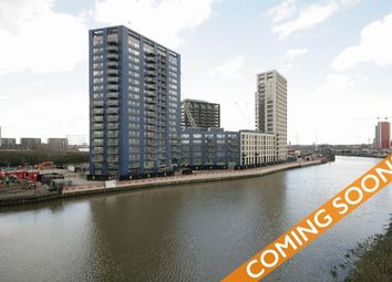 Thumbnail 1 bed flat to rent in Kent Building, London City Island, 47 Hope Street, London