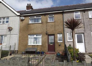 Thumbnail 3 bed terraced house for sale in Rhos Dulyn, Nebo, Caernarfon, Gwynedd