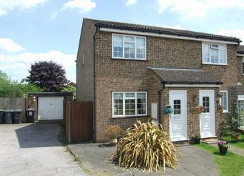 Thumbnail 2 bed end terrace house for sale in Millbrook, Leybourne, West Malling