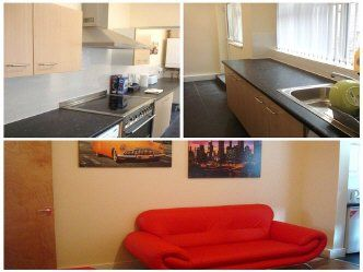 Thumbnail 1 bed flat to rent in Gulson Road, Coventry