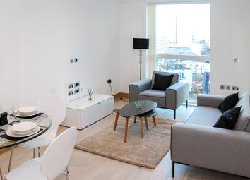 Thumbnail 1 bed flat to rent in Paddington Exchange, Hermitage Street, Paddington