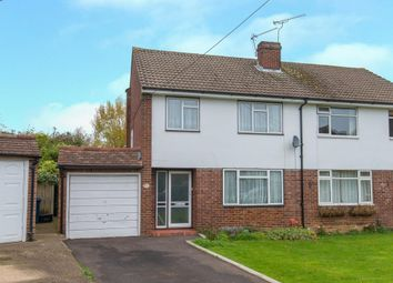 Thumbnail 3 bed semi-detached house for sale in Wykeridge Close, Chesham