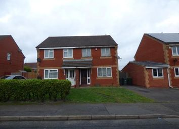 Thumbnail 3 bed semi-detached house for sale in Witley Crescent, Oldbury, Sandwell, West Midlands