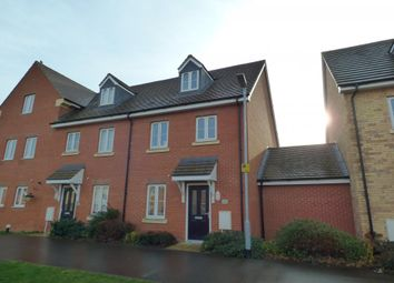 4 bed end terrace house for sale in Beauvais Avenue, New Cardington, Bedford MK42