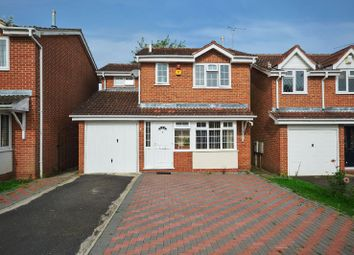 Thumbnail 4 bed detached house for sale in Cooper Gardens, Oadby, Leicester
