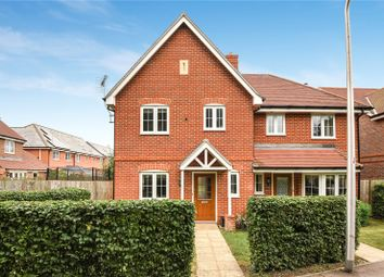 Thumbnail 3 bed semi-detached house for sale in Blackberry Gardens, Winnersh, Wokingham, Berkshire