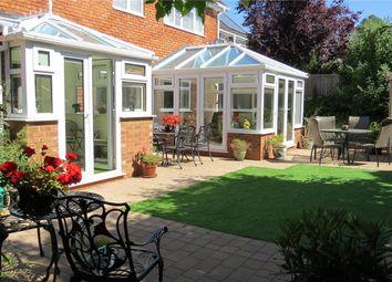 Thumbnail 4 bedroom detached house for sale in Campden Lawns, Alderminster, Stratford-Upon-Avon