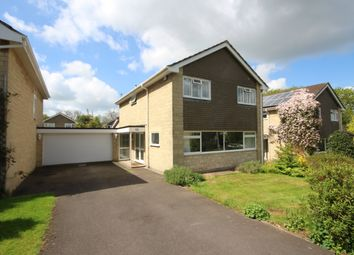 Thumbnail 4 bed detached house to rent in Entry Hill Park, Bath