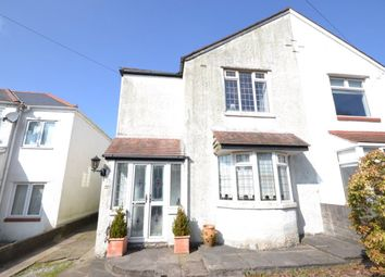 Thumbnail 3 bed semi-detached house for sale in Rhydypenau Road, Cyncoed, Cardiff