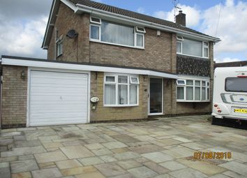 Thumbnail 4 bed detached house to rent in Balmoral Road, Oakham
