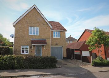 Thumbnail 3 bedroom detached house to rent in Durrant Road, Hadleigh, Ipswich, Suffolk